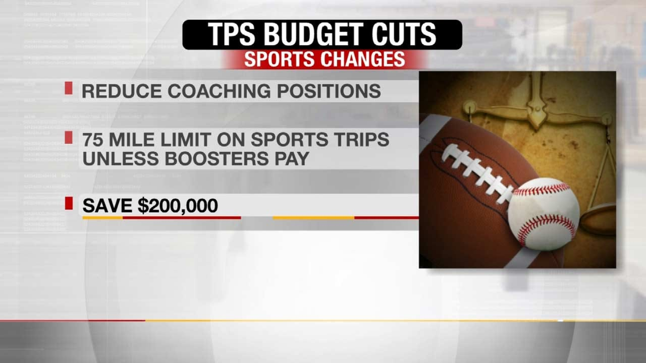TPS Considers Changing Start Times, Cuts To Athletics To Save Money
