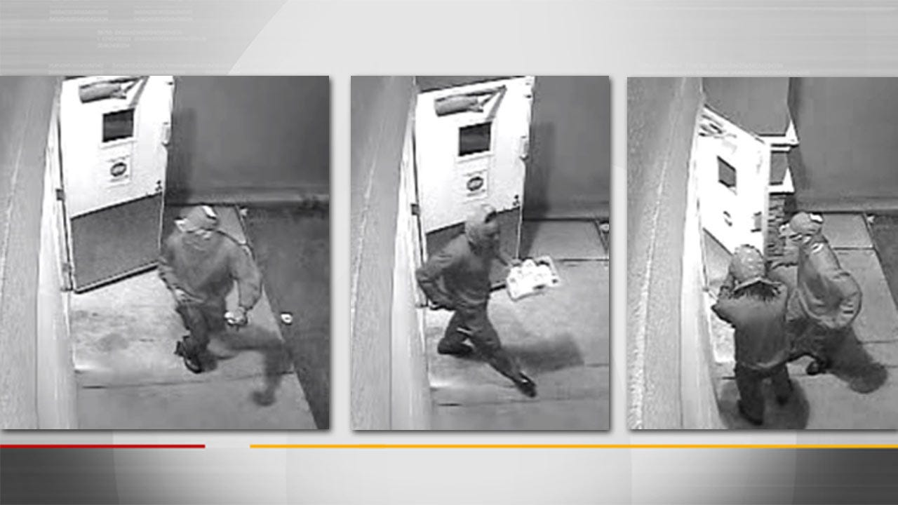 Police Ask For Help To Identify Two BA Robbery Suspects