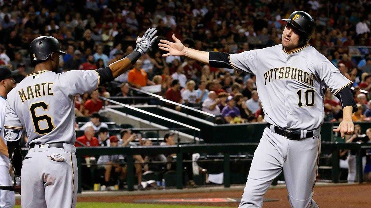 Former OSU Standout Jordy Mercer Launches Longest Homer In MLB This Season