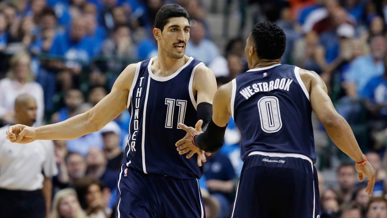 Kanter, Westbrook Help Thunder Take 3-1 Series Lead After Game 4 Win
