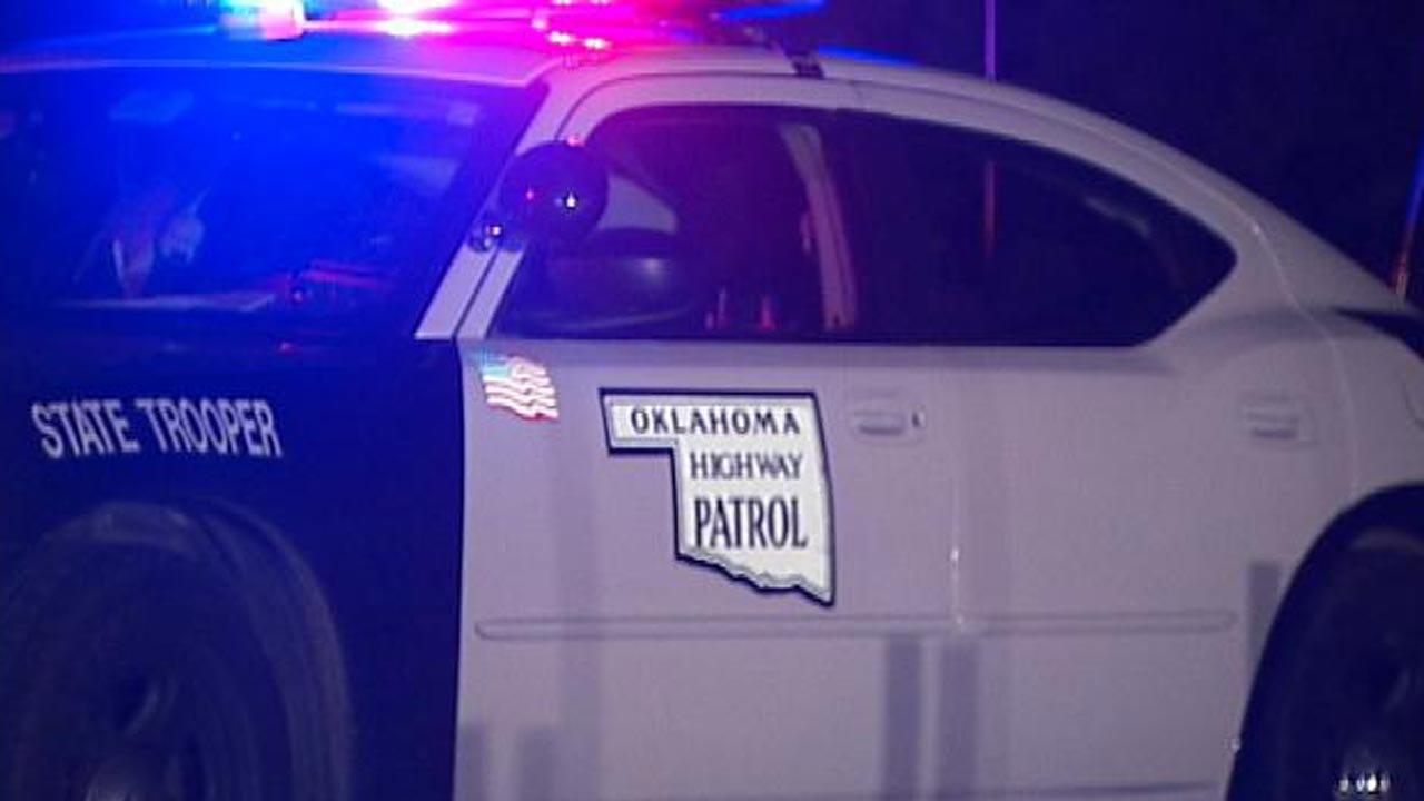 OHP: Improper U-Turn On Muskogee Turnpike Led To Crash