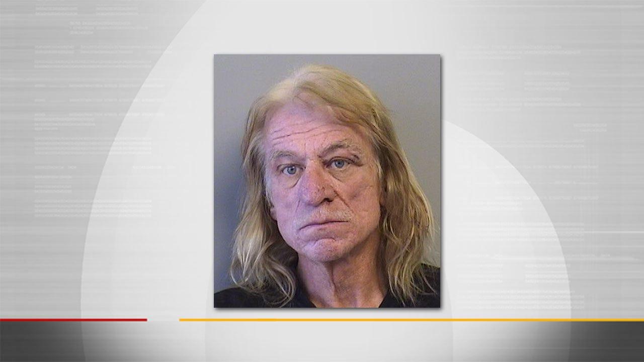 Police Arrest Suspected DUI Driver After Tulsa Chase, Crash