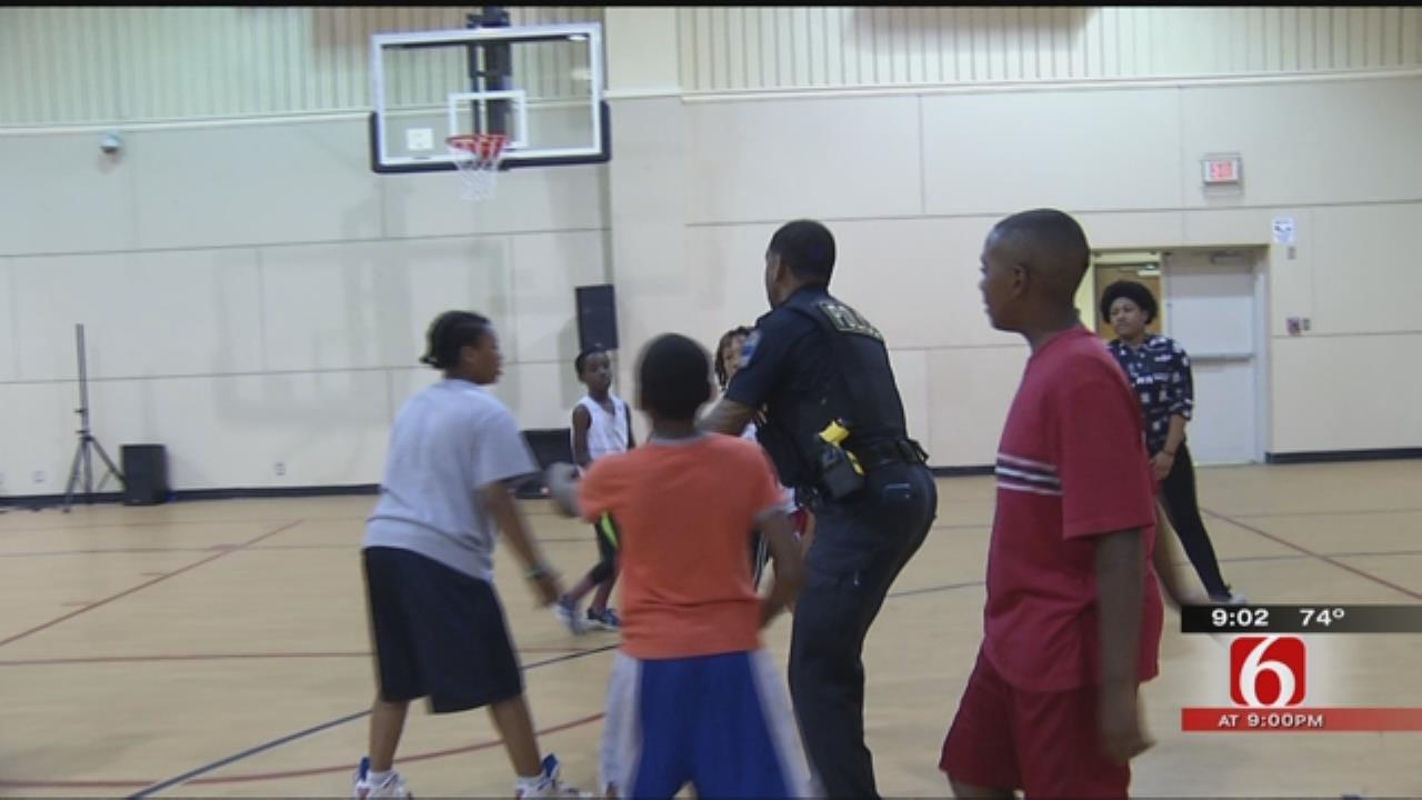 Tulsa's Dream Center Helps North Tulsans Move Forward From Tornado