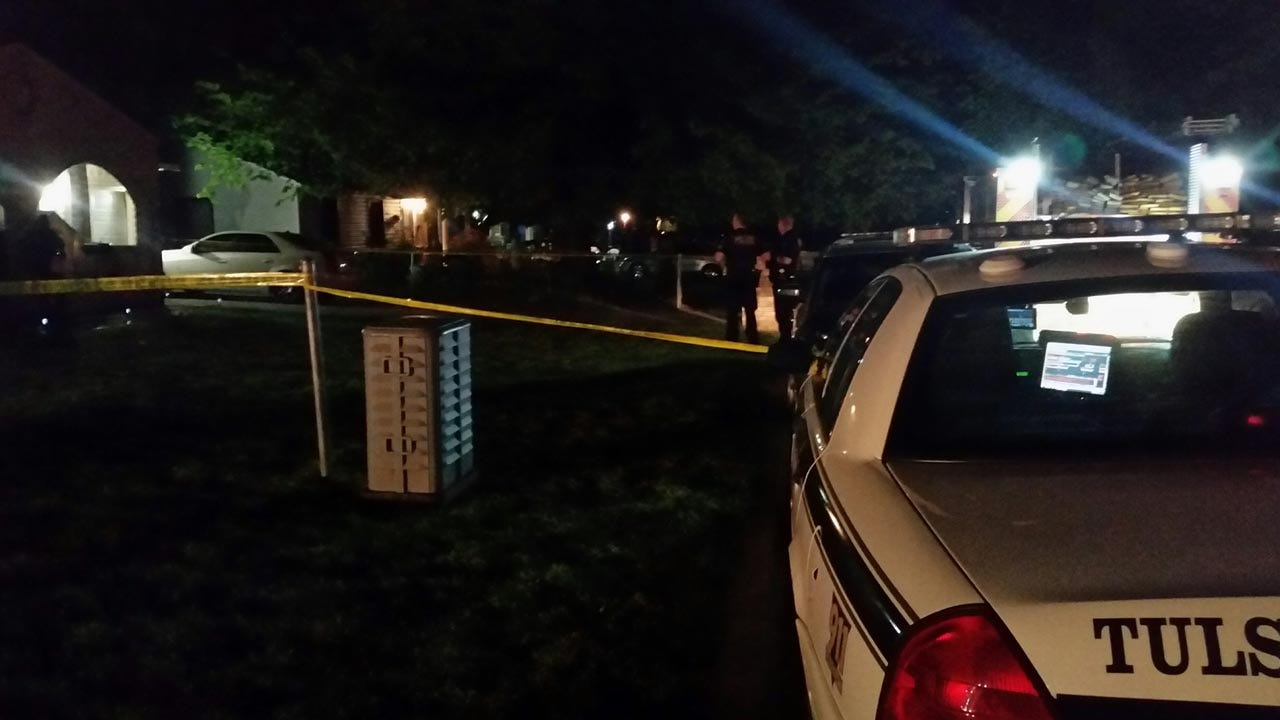 Woman At Family Party Shot In Leg By Someone Down The Block, TPD Says