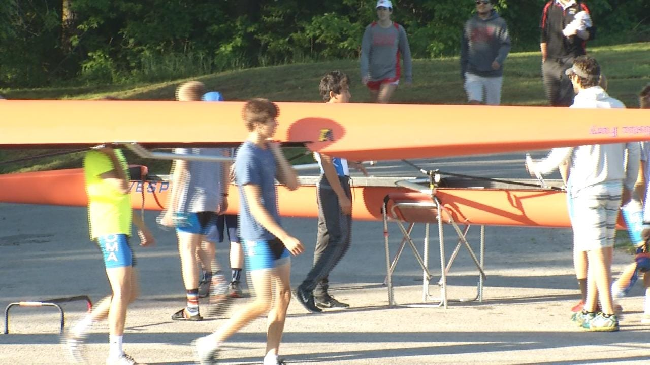 Youth Rowing Team Shines At Regatta, Determined To Overcome Arson