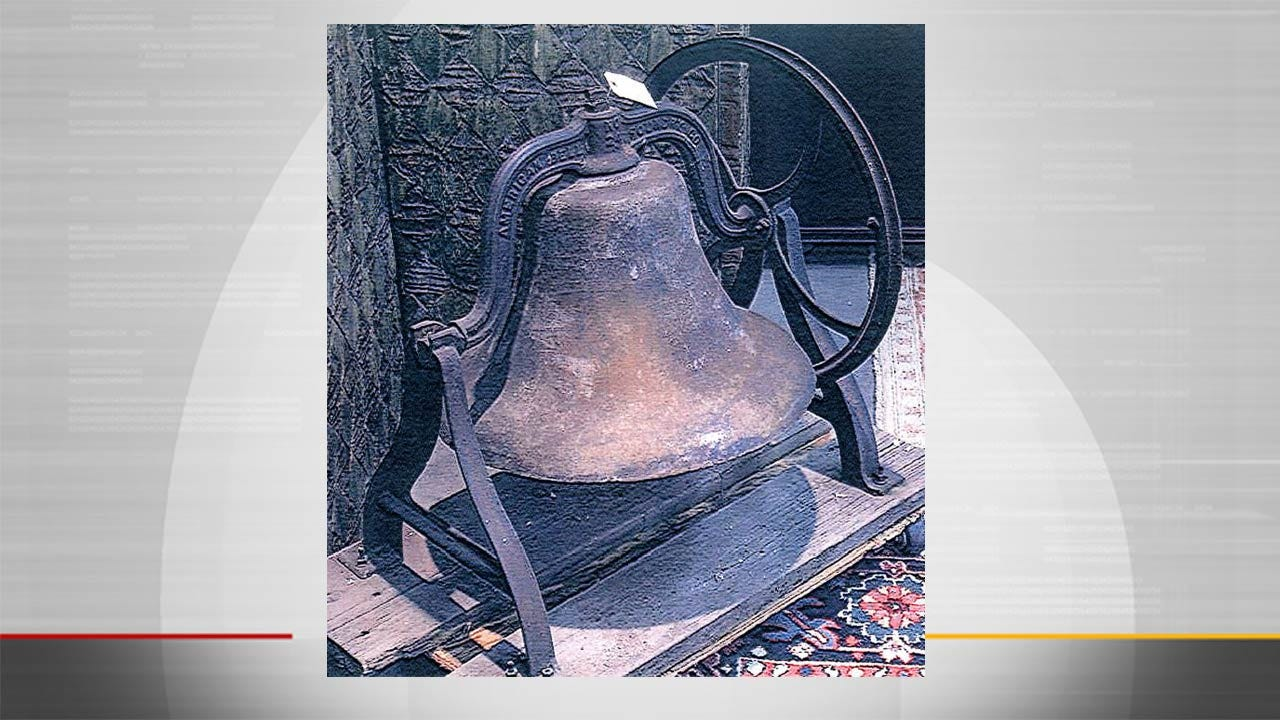 300-Pound Bell Stolen From Tulsa American Legion Post