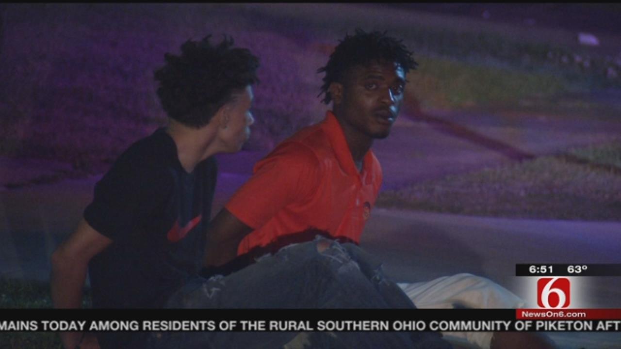 Tulsa Deputies Recover Stolen Car, Make Arrest