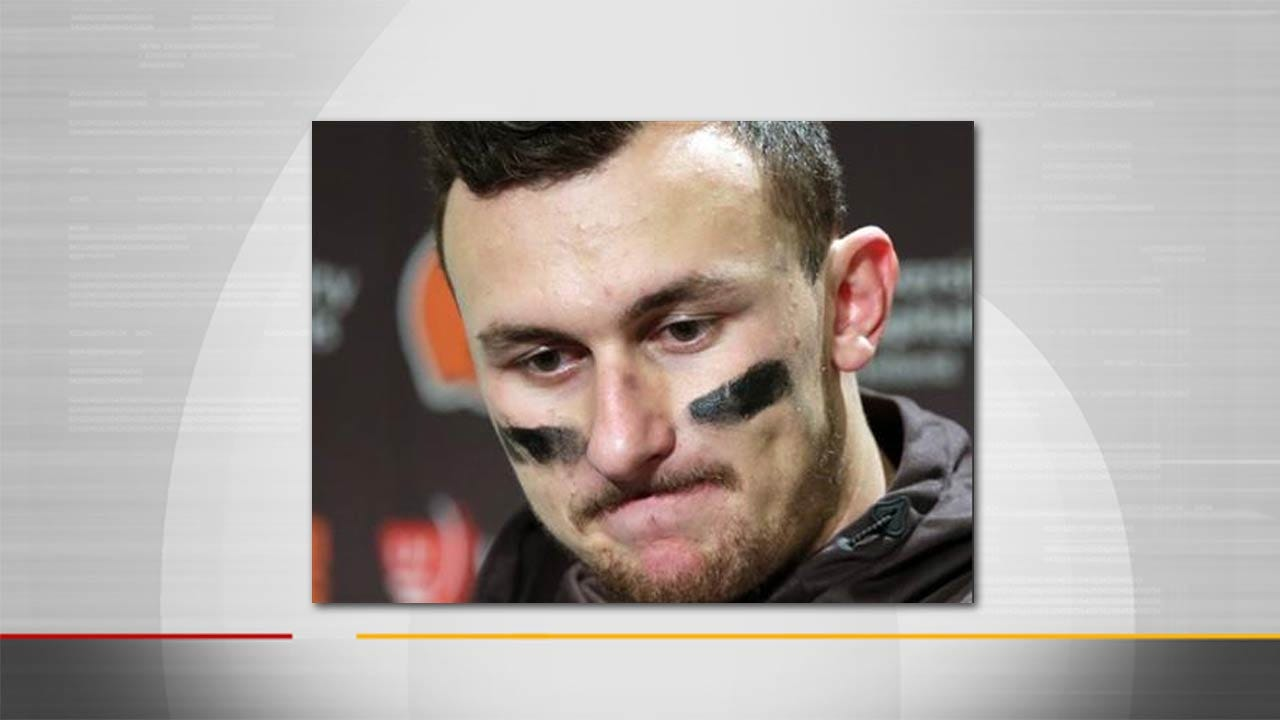 Johnny Manziel Indicted For Alleged Assault Of Ex-Girlfriend