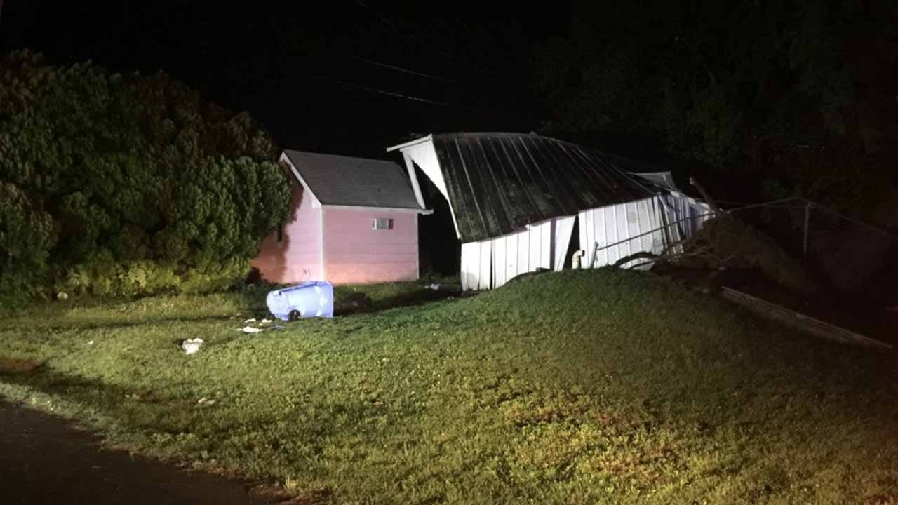 Several Counties Across Green Country Impacted By Tornado Warnings, High Winds