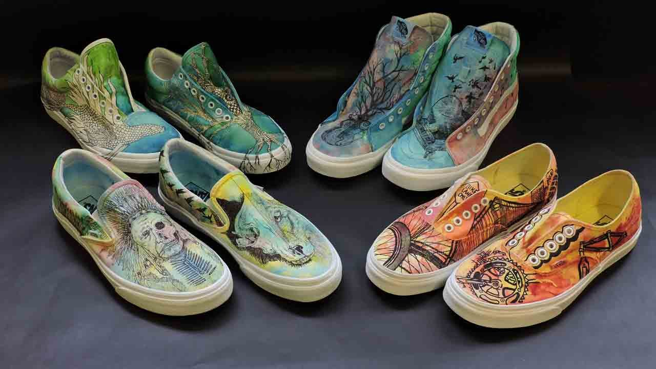 Chouteau-Mazie Students Ask For Your Vote In Vans Contest