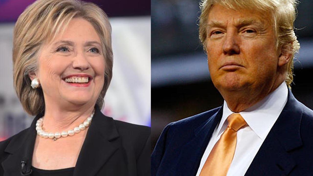 Donald Trump, Hillary Clinton Sweep Northeast Primaries