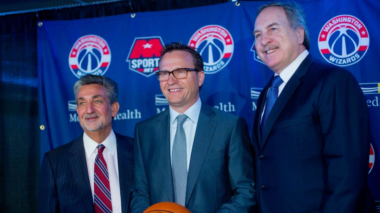 Former OKC Coach Scott Brooks Says Focus Is On Wizards Players, Not Kevin Durant