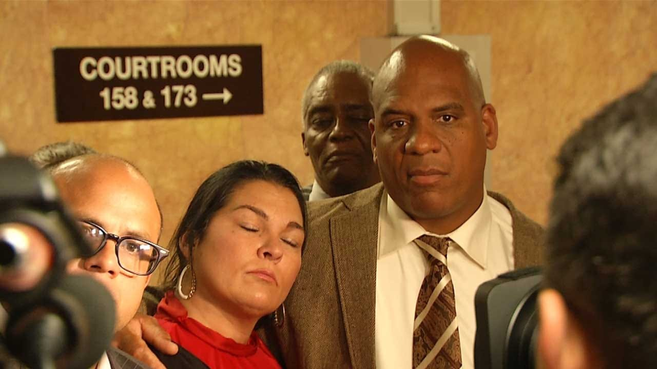 Harris Family On Guilty Verdict: 'We Put The Criminal Behind Bars'