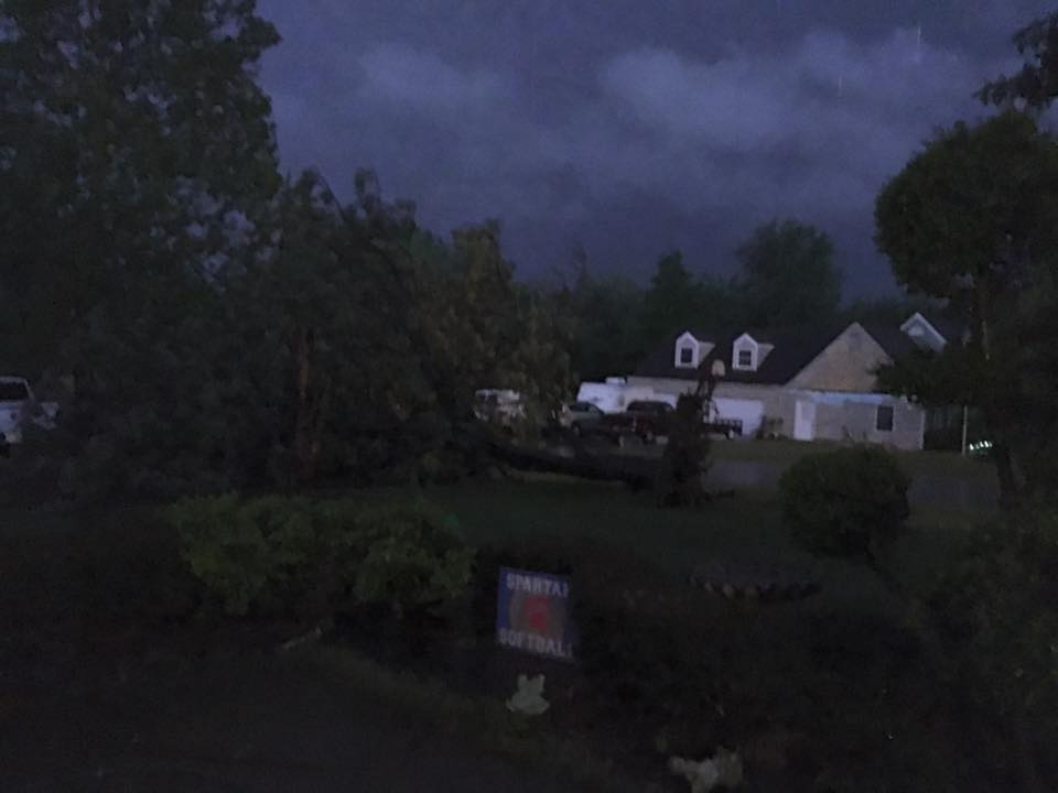Severe Weather, High Winds Cause Damage Across Green Country