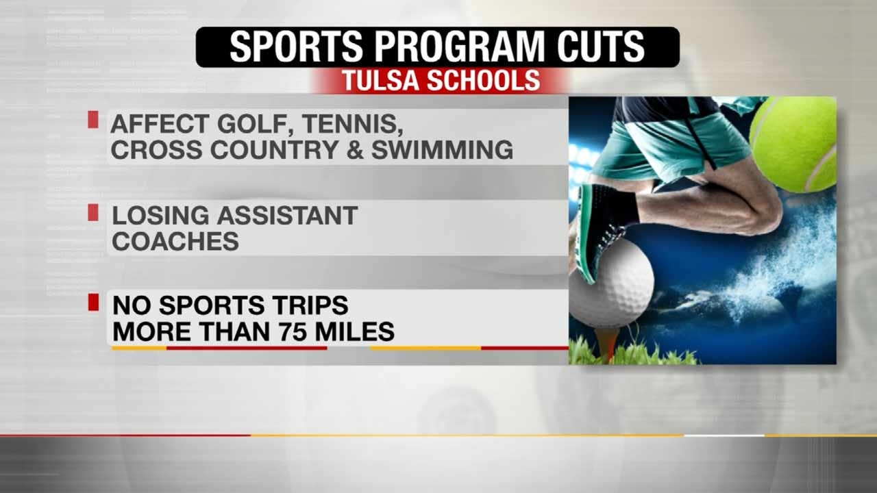 Tulsa School Board Approves Schedule Changes, Athletic Program Cuts