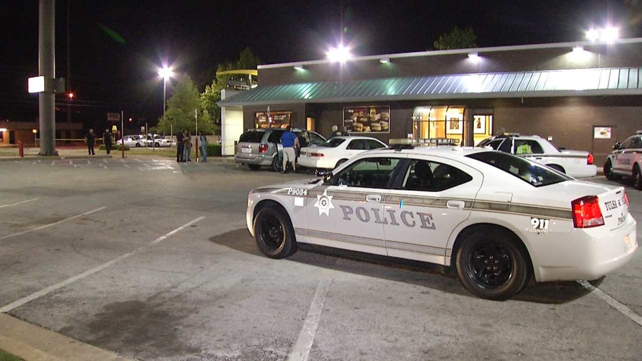 Shots Fired During Robberies Of Tulsa Family Dollar And McDonalds