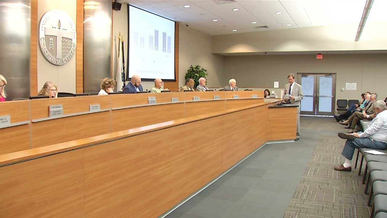 Tulsa Mayor Reveals City's Budget Plan For Next Fiscal Year
