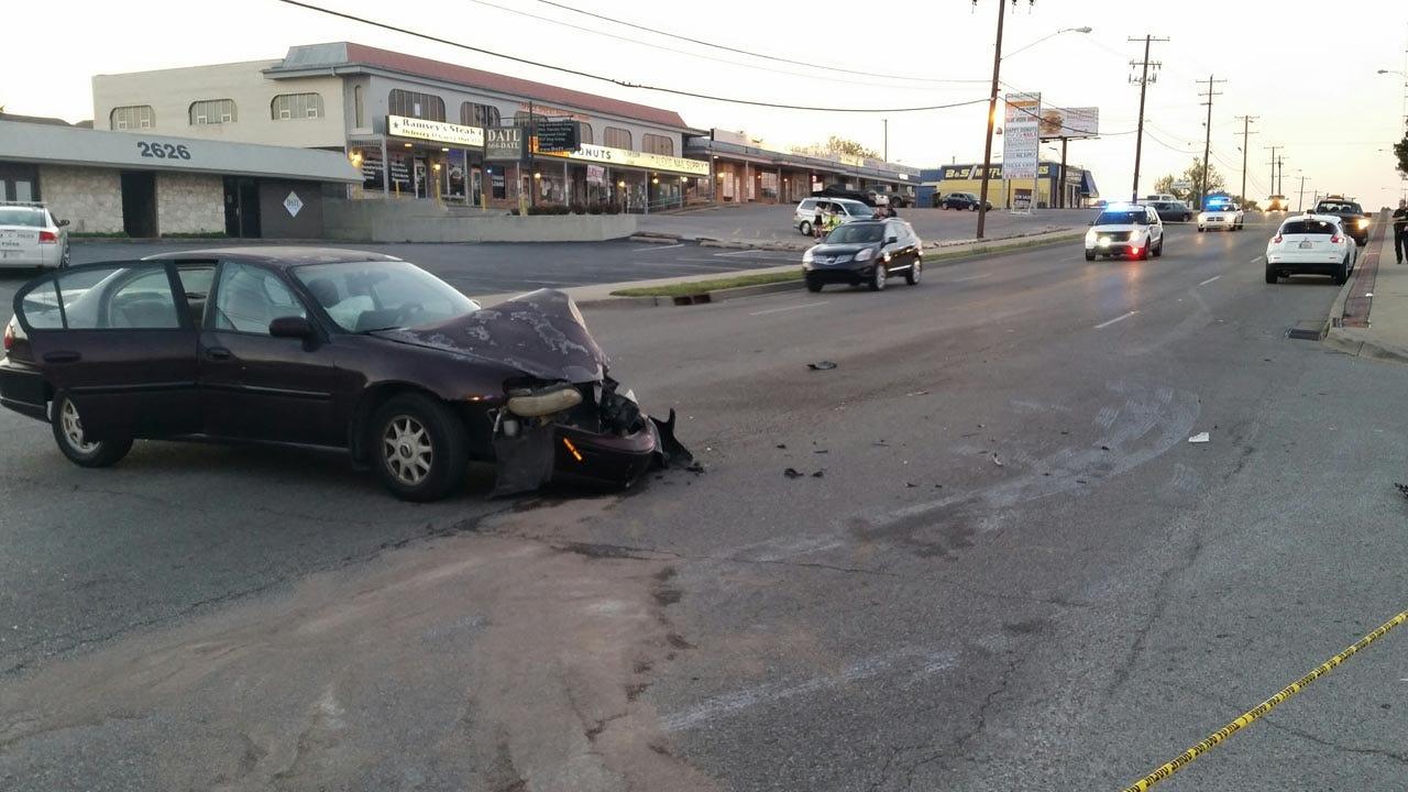 25-Year-Old Man Dies After Episode Following Car Crash