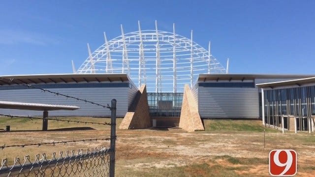 Path Open To Complete Oklahoma's American Indian Museum