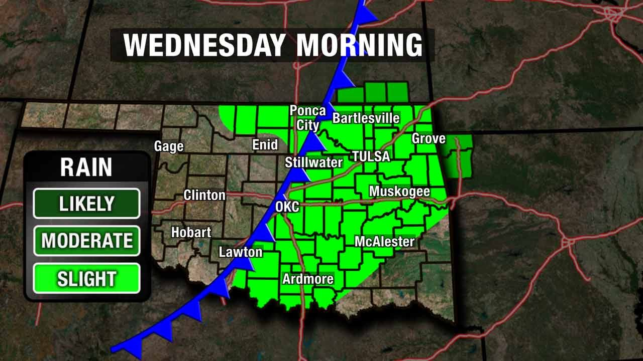 Stacia Knight Weather Blog: Gusty Winds Blow In Increasing Fire Danger