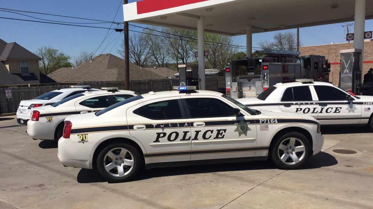 Tulsa Police: Store Owner Shoots Disruptive Customer At Gas Station