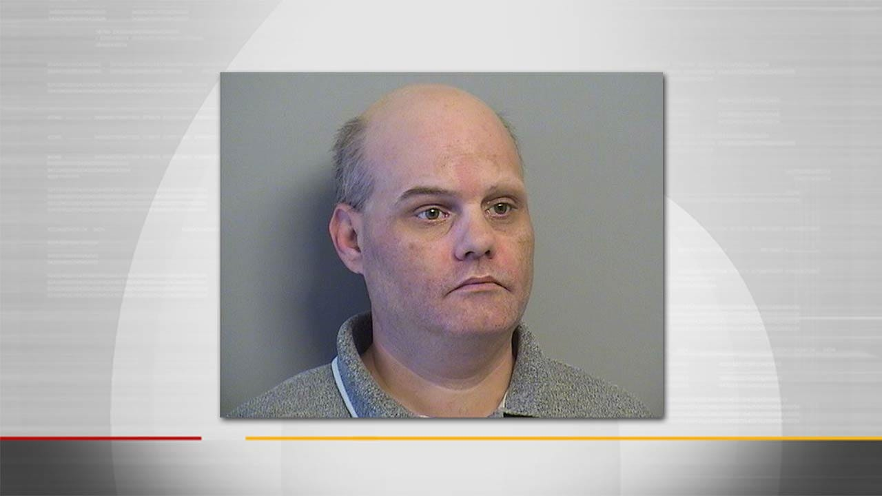 Wagoner Man Jailed For Alleged Sexual Assault Of 12-Year-Old Girl