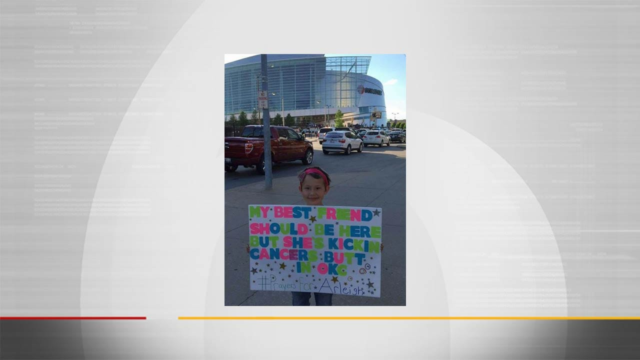 Cancer Patients Want To Meet Carrie Underwood After Missing Her Tulsa Concert