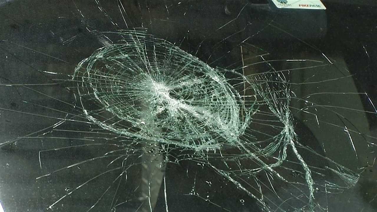 Coweta Reeling After Baseball Sized Hail Pounds Wagoner County