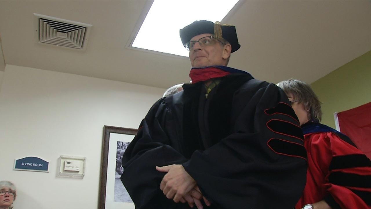Tulsa Man Who Suffered From Pancreatic Cancer Remembered