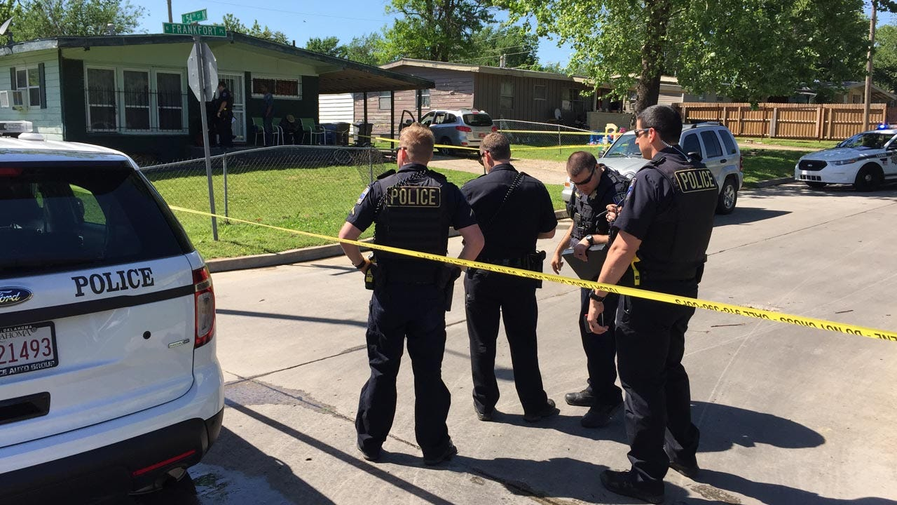 Tulsa Police Name Suspect In Afternoon Homicide