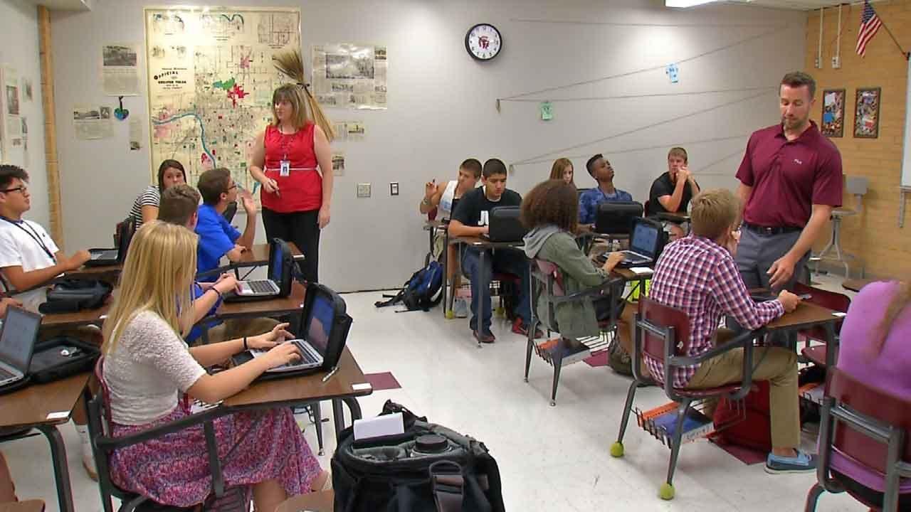 Jenks Schools To Cut Teacher Jobs Due To Budget Crisis
