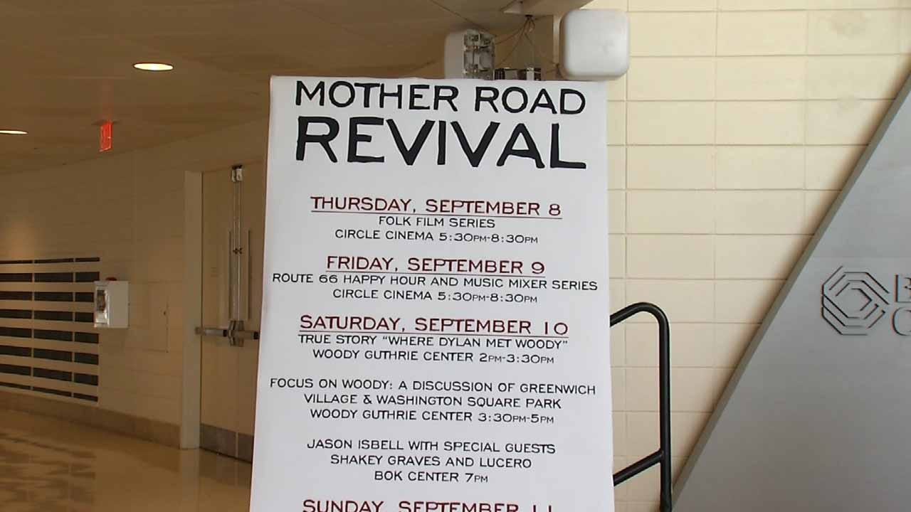 Mother Road Revival Folk Music Festival Coming To Tulsa