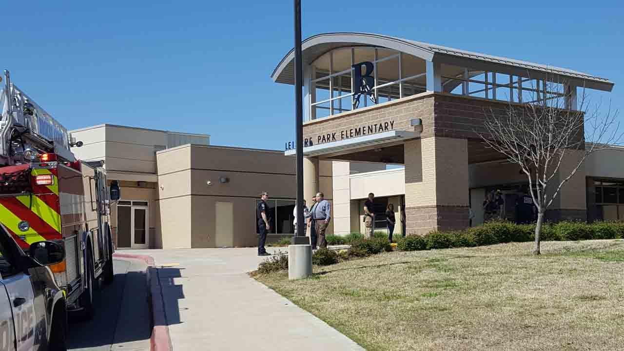 Pepper Spray Pellet Causes Broken Arrow Elementary School Evacuation