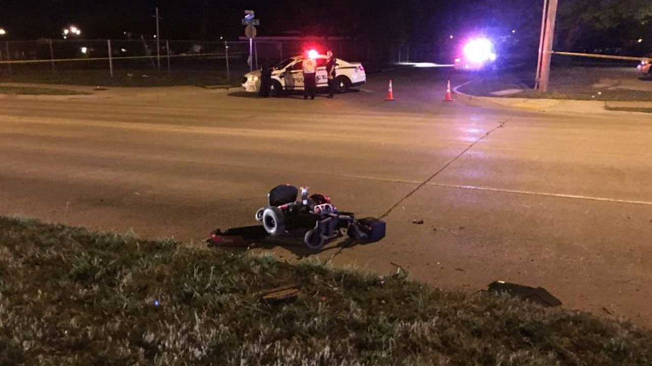 Police: Woman In Wheelchair Injured In Hit-And-Run