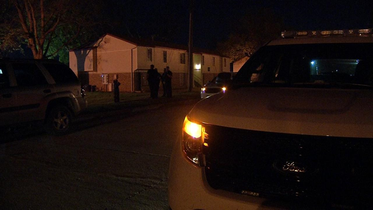 Police: Man Shot In Arm At Tulsa Apartment Complex