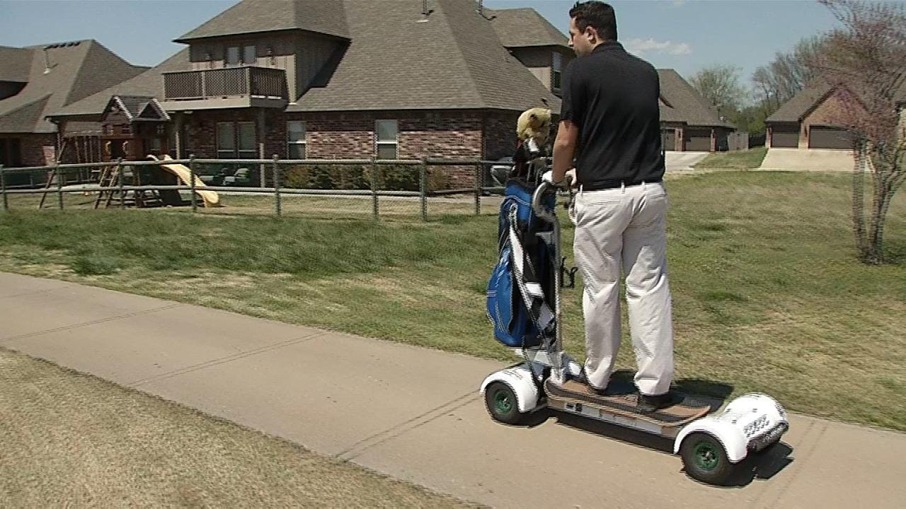 Broken Arrow Golf Club Introduces New, Exciting Way To Play