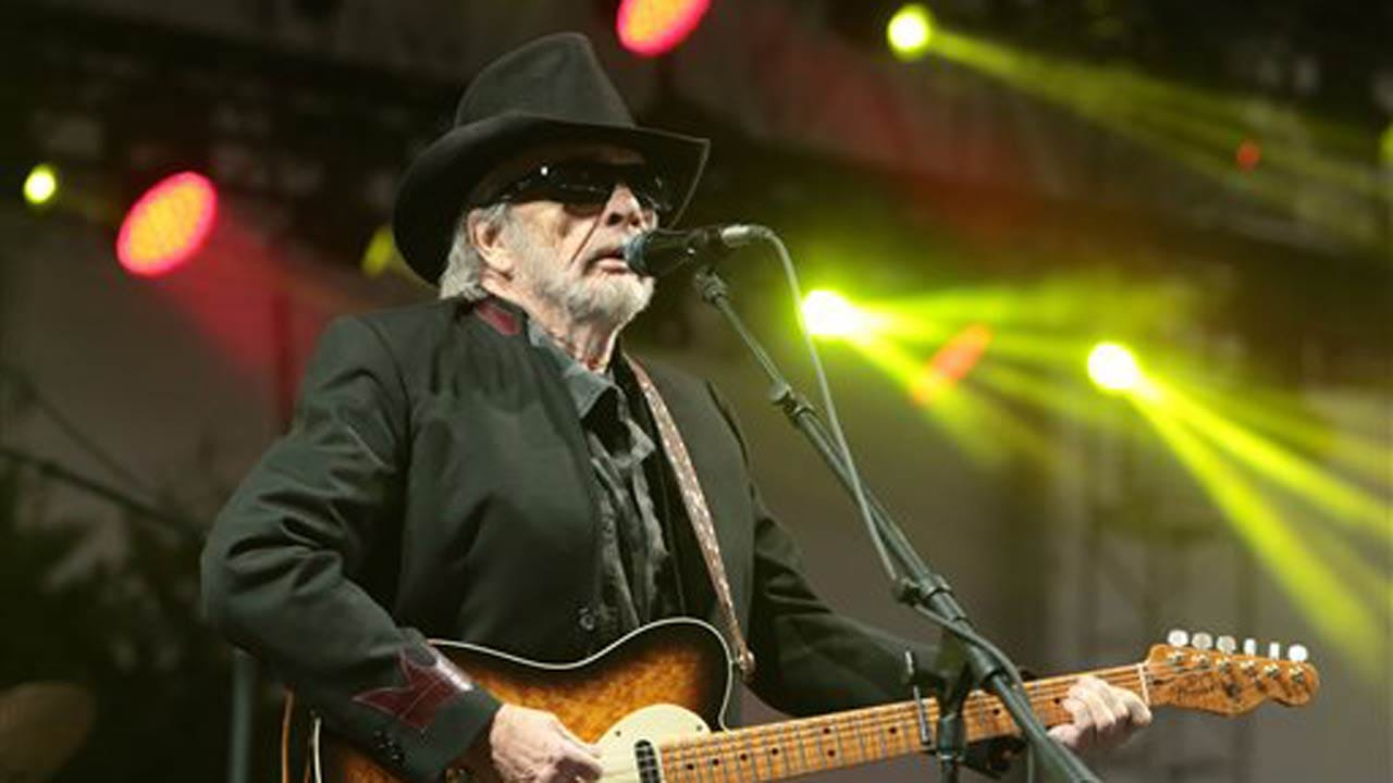 Merle Haggard Dies On 79th Birthday