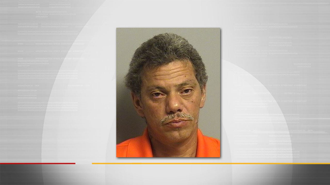 Police Arrest Naked Man At Tulsa's River Parks