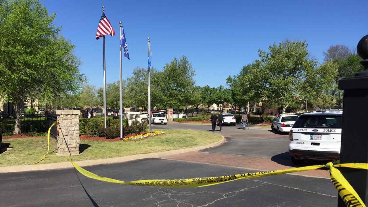 Tulsa Tenant Shoots Maintenance Man In Stomach, Police Say
