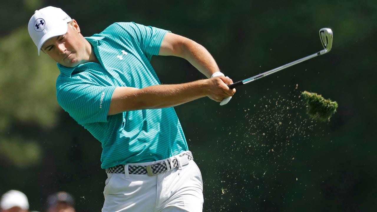 Jordan Spieth Picks Up Where He Left Off At The Masters