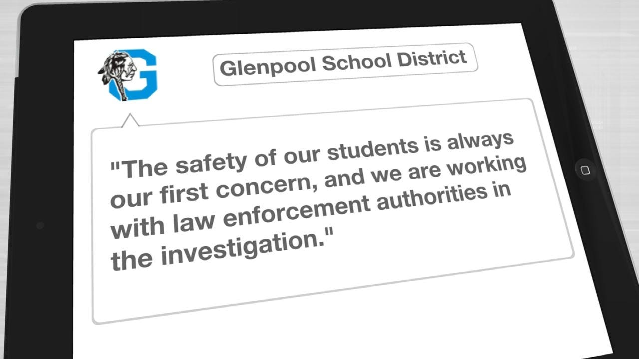 Glenpool Teen Confesses To 'Touching' 2 Elementary Students, Report Says