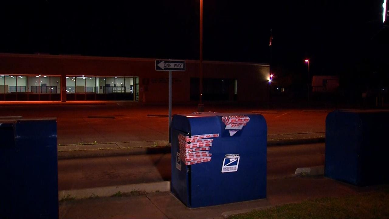 Mail Theft Investigated At Tulsa Post Office