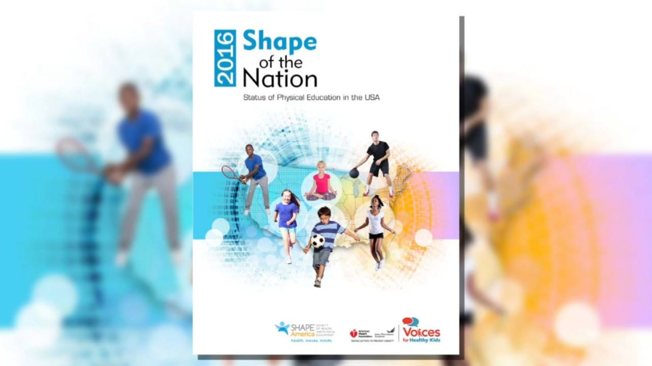New Report Shows Schools Across Country Failing To Keep Kids Fit