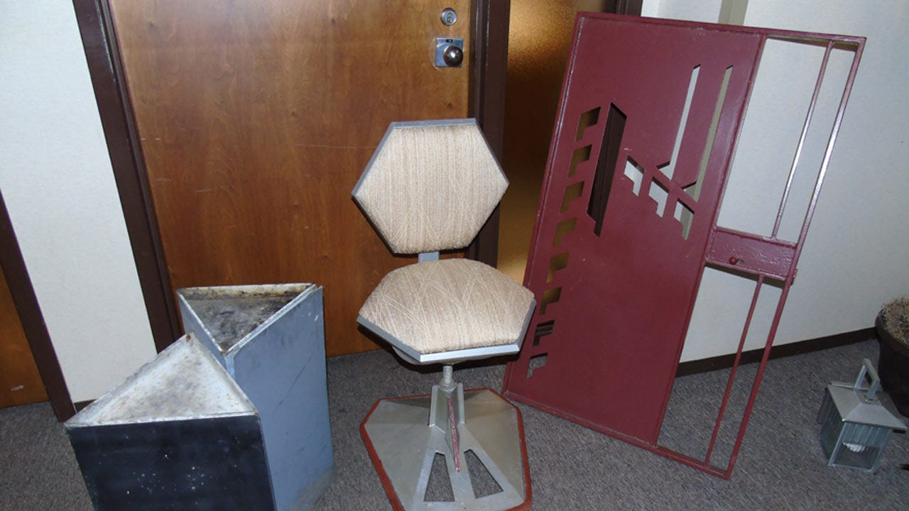 Stealing Frank Lloyd Wright Chair Sends Bartlesville Man To Prison