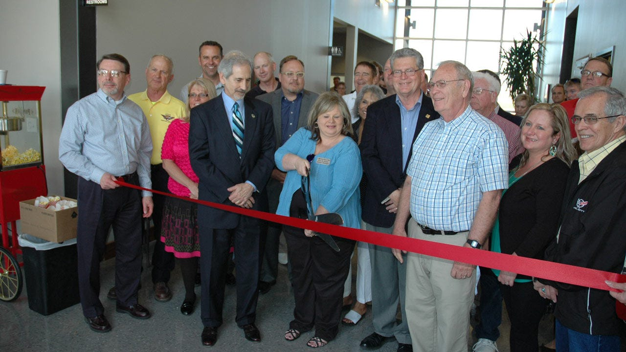 Grove Celebrates Opening Of New Regional Airport Terminal Building