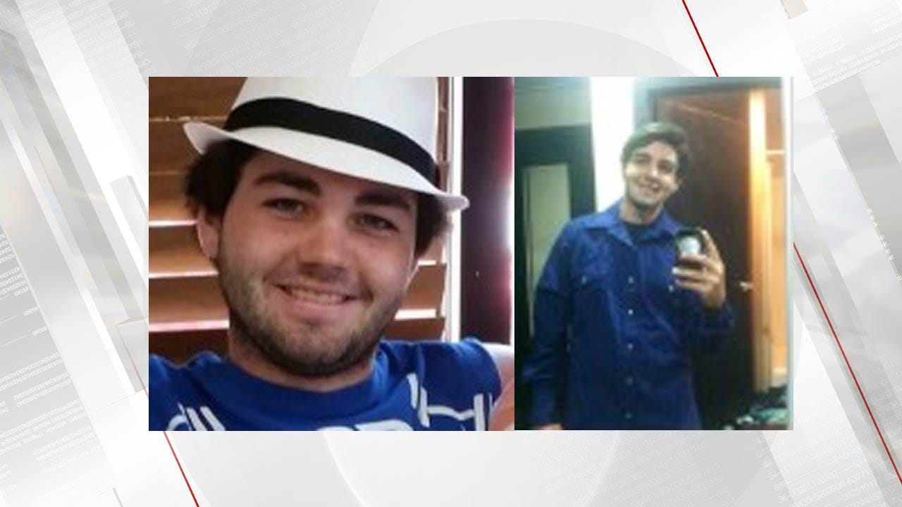 Creek County Sheriff's Office Searching For Missing Person