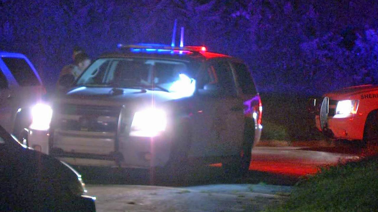Driver Sought Following Tulsa County Deputy Car Chase
