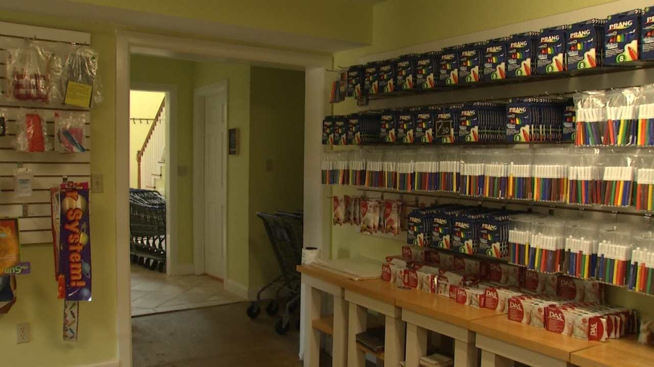 The Pencil Store Helping Tulsa Teachers With Free Supplies