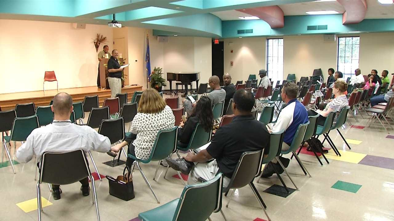 Tulsa City Councilor Listens To Citizens At Town Hall Meeting