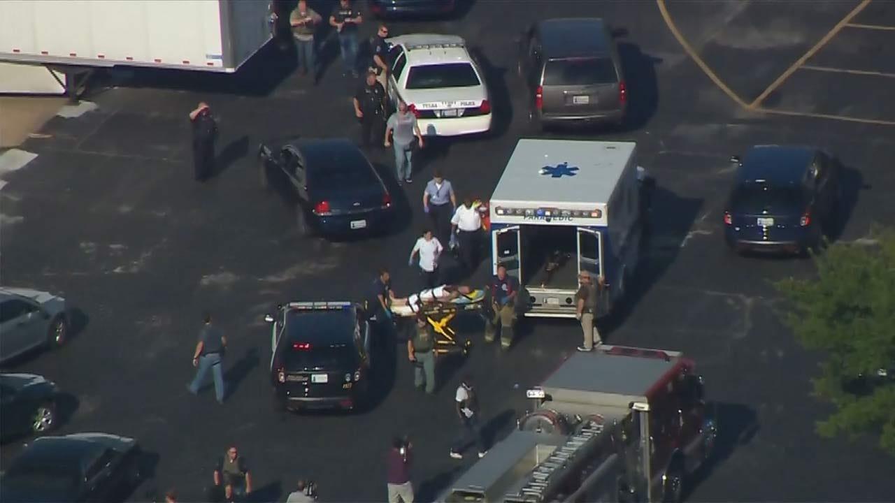 Tulsa Murder Suspect In Custody After Chase